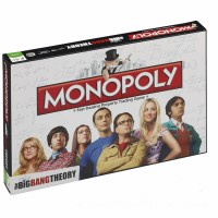 Monopoly Board Game - The Big Bang Theory Edition Canada [Sale]