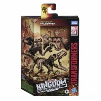 Hasbro Transformers Generations War for Cybertron: Kingdom Deluxe WFC-K7 Paleotrex Action Figure Canada [Sale]