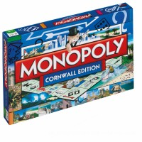 Monopoly Board Game - Cornwall Edition Canada [Sale]