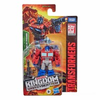 Hasbro Transformers Generations War for Cybertron: Kingdom Core Class WFC-K1 Optimus Prime Action Figure Canada [Sale]