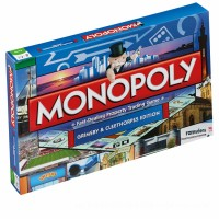 Monopoly Board Game - Grimsby Edition Canada [Sale]