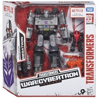 Hasbro Transformers War for Cybertron Series-Inspired Megatron Battle 3-Pack Canada [Sale]