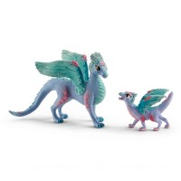 Schleich Flower Dragon and Baby Toys Canada 2021 [Sale]