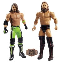 WWE Battle Pack Series 64 Daniel Bryan and AJ Styles Figures  Toys Canada