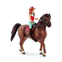 Schleich Horse Club Hannah and Cayenne Toys Canada 2021 [Sale]