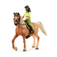 Schleich Horse Club and Rider Sarah and Mystery Toys Canada 2021 [Sale]