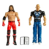 WWE Battle Pack Series 67 Steve Austin and AJ Styles Figures  Toys Canada