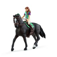 Schleich Horse Club Lisa and Storm Toys Canada 2021 [Sale]
