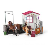 Schleich Wash Area with Horse Stall Toys Canada 2021 [Sale] [ Black Friday ]