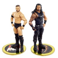 WWE Championship Showdown Series 1 Roman Reigns and Finn Balor Figures  Toys Canada