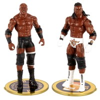 WWE Battle Pack Series 2 Bobby Lashley and King Booker Figures  Toys Canada