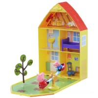 Peppa Pig Home and Garden Playset Toys Canada [Sale]