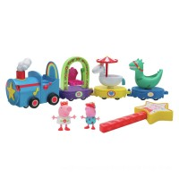 Peppa Pig Peppa's Magical Parade Train Playset Toys Canada [Sale]