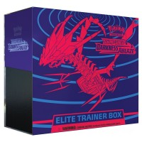 Pokémon Trading Card Game: Sword & Shield Darkness Ablaze Elite Trainer Box Canada [Sale]