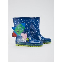 Peppa Pig George The Astronaut Blue Wellies - 6 Infant Toys Canada [Sale]