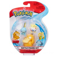 Pokemon Battle 3 Pack - Sobble, Togepi and Psyduck Canada [Sale]