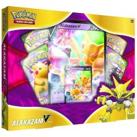 Pokémon Trading Card Game: Alakazam V Box Canada [Sale]