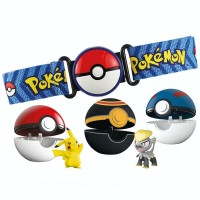 Pokémon Clip 'N' Go Belt Bonus Set With Extra Poke Ball Canada [Sale]