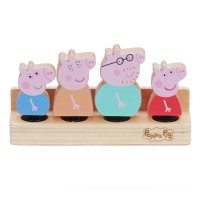 Peppa Pig Peppa's Wood Play Family Figure Pack Toys Canada [Sale]