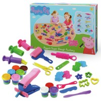 Peppa Pig Super Dough Factory Playset Toys Canada [Sale]