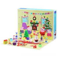 Peppa Pig Advent Calendar Toys Canada [Sale]