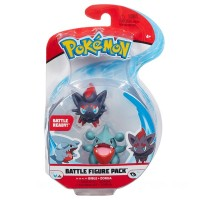 Pokémon Gible & Zorua Battle Figures Canada [Sale]