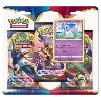 Pokémon Trading Card Game: Sword & Shield Triple Booster - Assortment Canada [Sale]