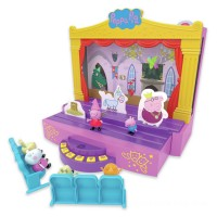 Peppa Pig Stage Playset Toys Canada [Sale]