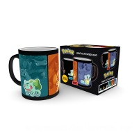 Pokémon Heat Changing Mugs - Evolve Canada [Sale]