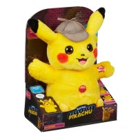Pokémon 32cm Detective Pikachu Feature Plush Canada [Sale]