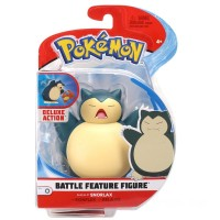 Pokémon Snorlax 11cm Battle Feature Figure Canada [Sale]