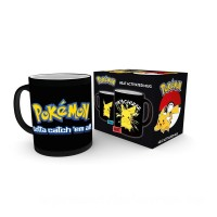 Pokémon Heat Changing Mugs - Pikachu Canada [Sale]