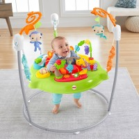 Fisher-Price Roaring Rainforest Baby Jumperoo Canada [Sale]
