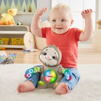 Fisher-Price Linkimals Smooth Moves Sloth Baby Toy Canada [Sale]