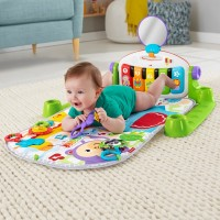 Fisher-Price Deluxe Kick & Play Piano Gym Play Mat [ Black Friday ]