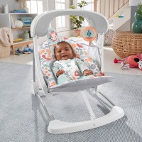 Fisher-Price Sweet Summer Blossoms Take-Along Swing and Seat Canada [Sale]