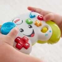 Fisher-Price Laugh & Learn Game & Learn Controller Baby Toy Canada [Sale]