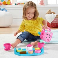 Fisher-Price Laugh & Learn Sweet Manners Tea Set Canada [Sale]