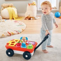Fisher-Price Laugh & Learn Pull & Play Learning Wagon Canada [Sale]