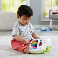 Fisher-Price Laugh & Learn Silly Sounds Piano Baby Toy Canada [Sale]