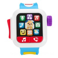 Fisher-Price Laugh & Learn Time to Learn Smart Watch Canada [Sale]