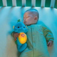Fisher-Price Soothe & Glow Seahorse Baby Soother Canada [Sale]