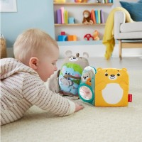 Fisher-Price Sit & Snuggle Activity Book Canada [Sale]