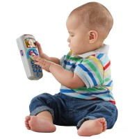 Fisher-Price Laugh & Learn Remote Baby Musical Toy [ Black Friday ]