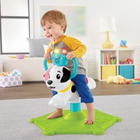 Fisher-Price Bounce and Spin Puppy Ride On Canada [Sale]