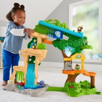Fisher-Price Little People Share & Care Safari Playset Canada [Sale]