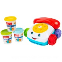 Fisher-Price Chatter Telephone Dough Set Canada [Sale]
