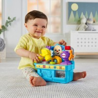 Fisher-Price Laugh & Learn Busy Learning Tool Bench Canada [Sale]
