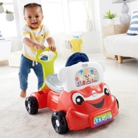 Fisher-Price Laugh & Learn 3-in-1 Smart Car Canada [Sale]