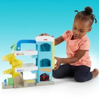 Fisher-Price Little People Helpful Neighbour's Toy Garage Playset Canada [Sale]